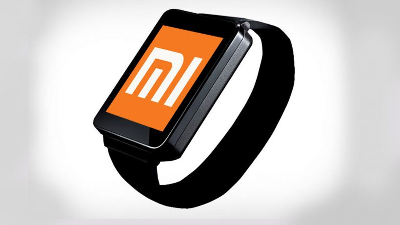 Xiaomi First Smartwatch Product