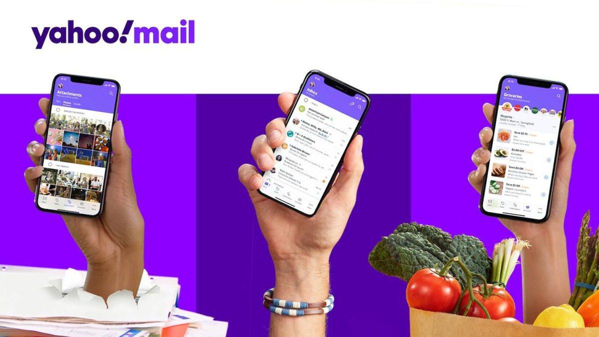 Yahoo Mail App