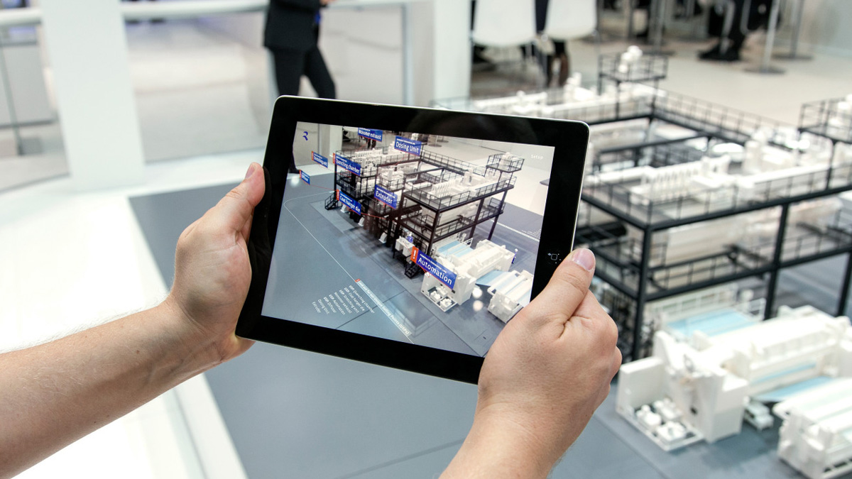 Augmented Reality In Industry