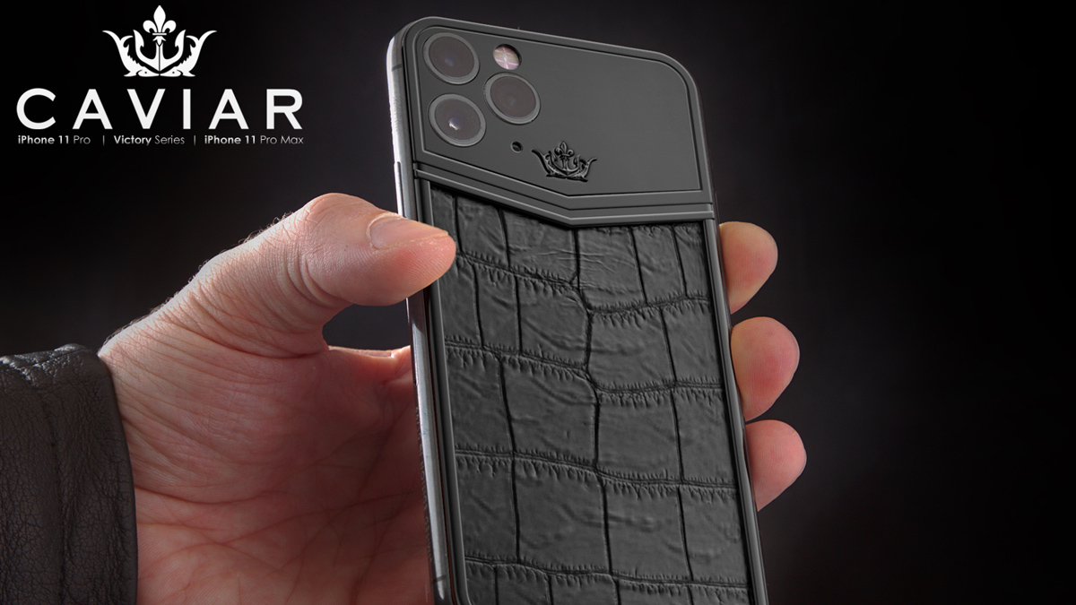 Caviar iPhone 11 Limited Edition