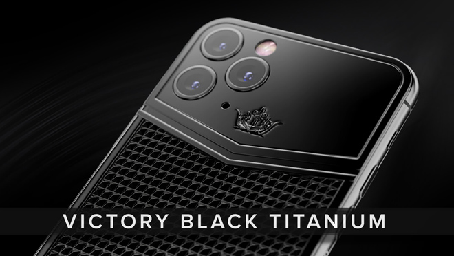 Caviar Victory Black Titanium