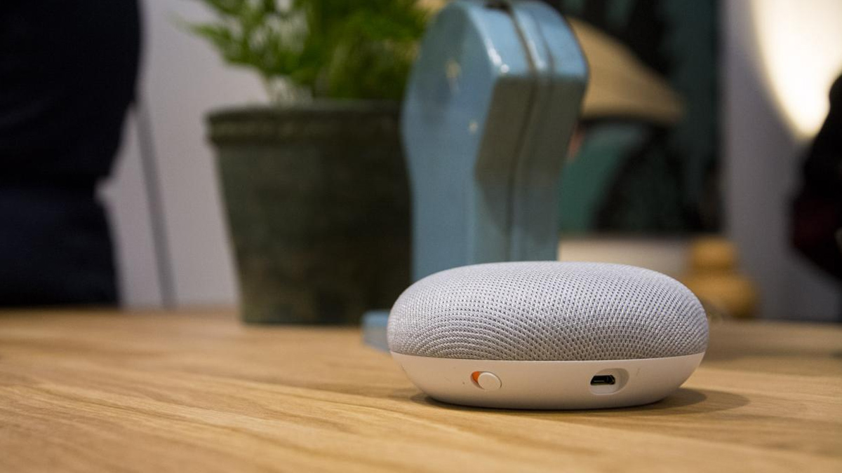 Google Assistant Smart Speaker