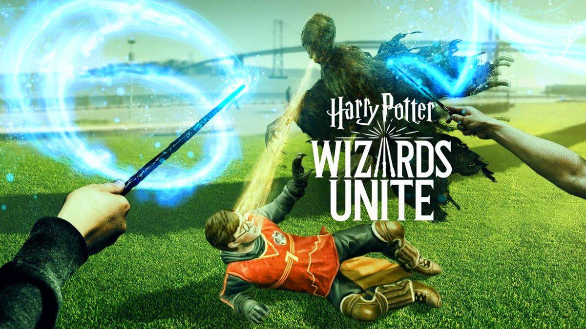 Harry Porter Wizards Unite