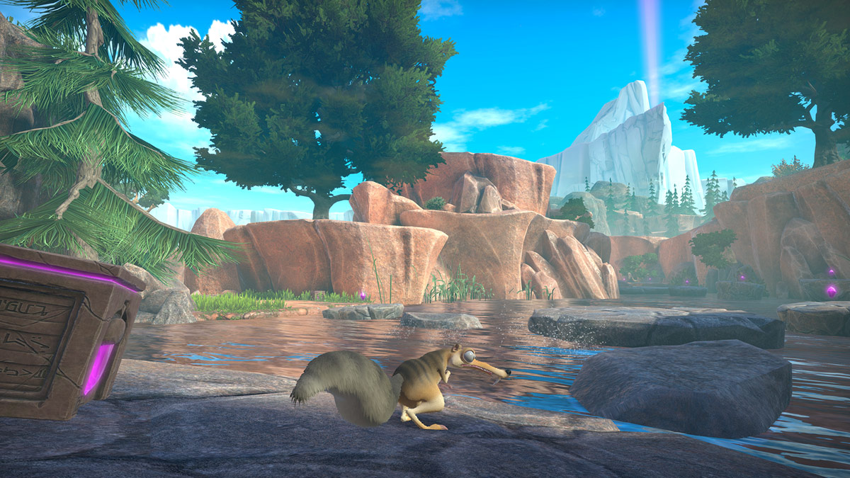 Ice Age Game