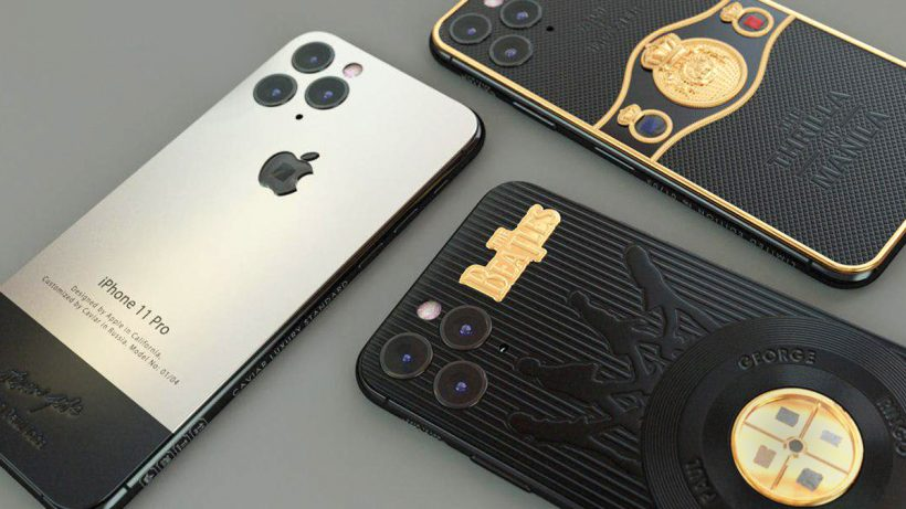 iPhone 11 Pro Max by Caviar