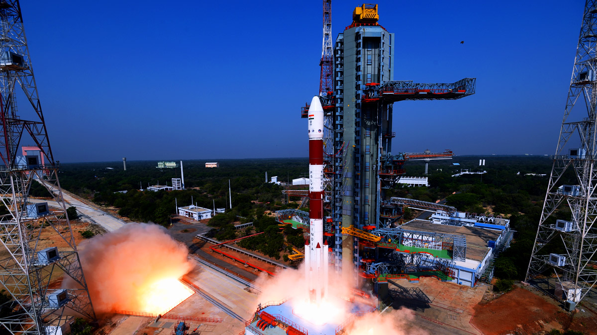 ISRO Spacecrafts
