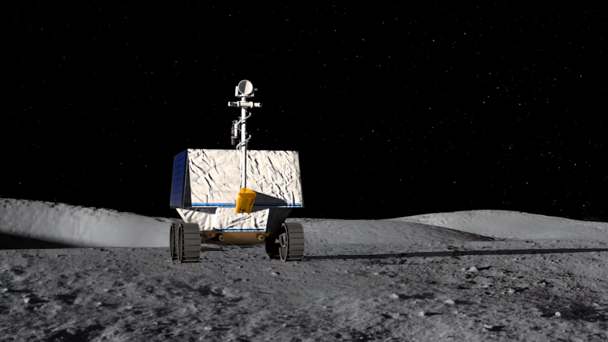 NASA Moon Rover
