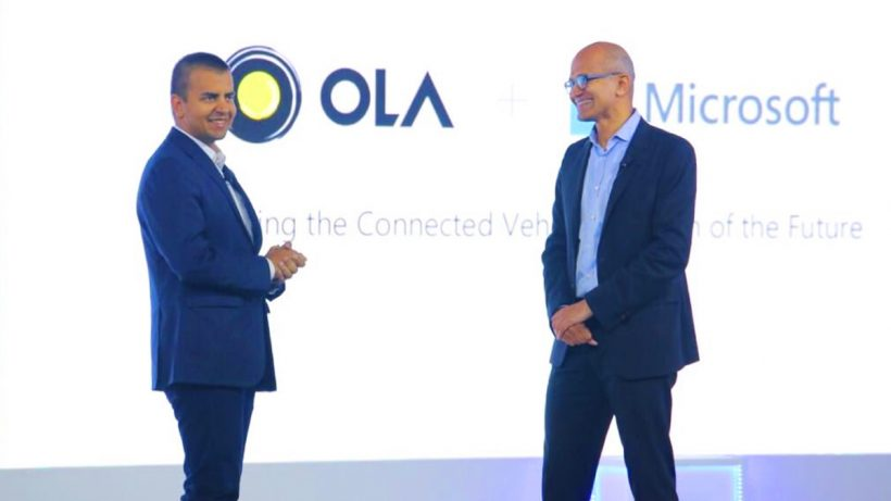 Ola Talk With Microsoft