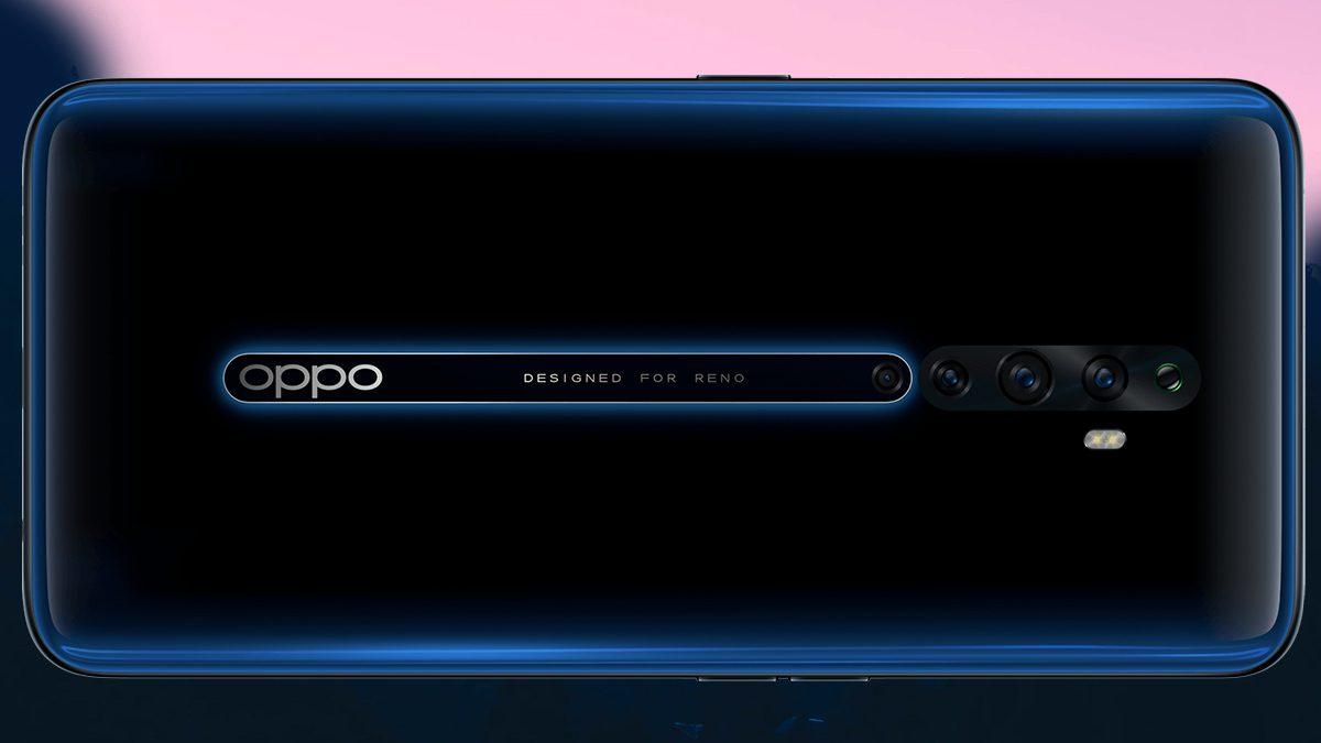 Oppo Reno2 Z Smartphone