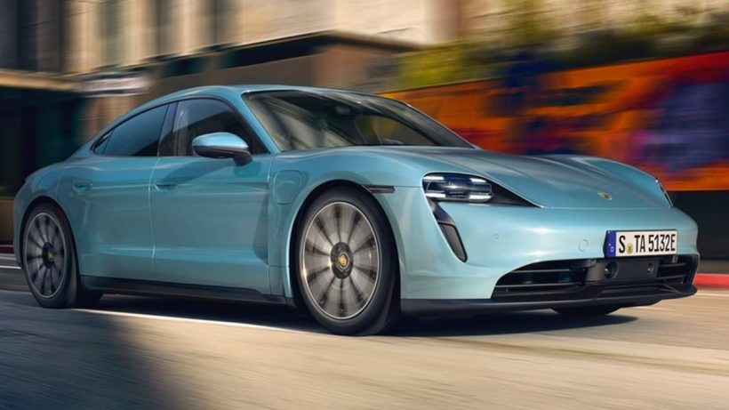 Porsche's less expensive Taycan 4S available for order