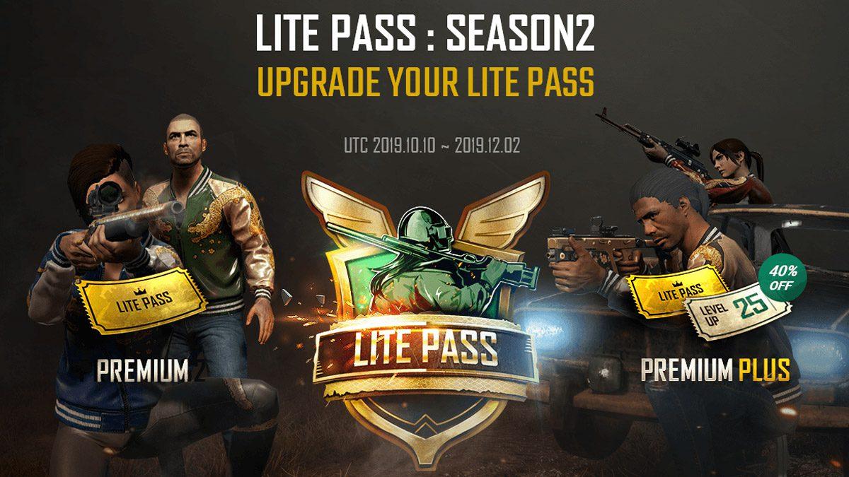 Pubg Lite Pass