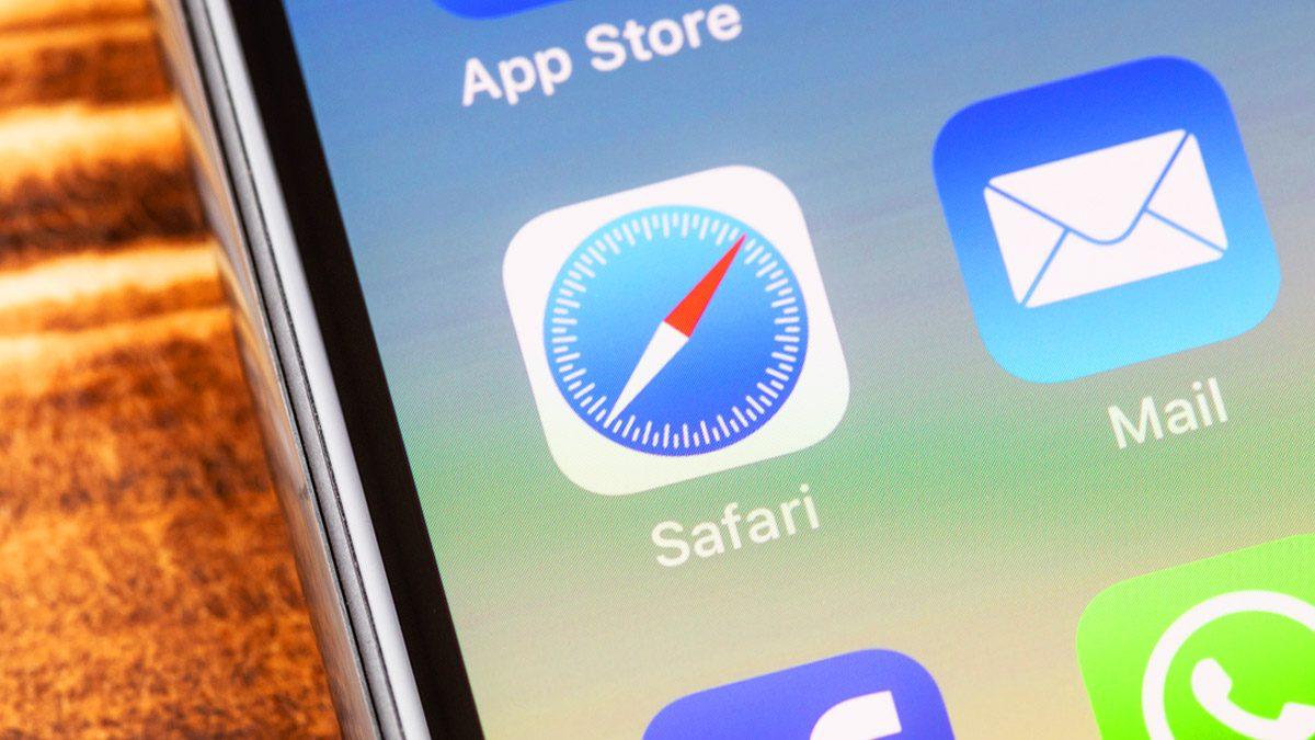 Safari in iOS