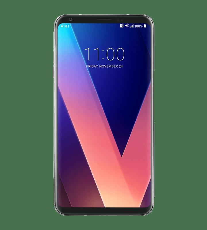 LG V30 Front