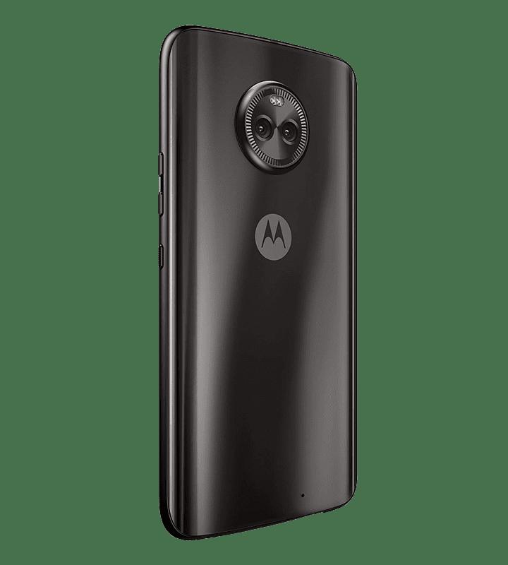 Motorola Moto X4 Side