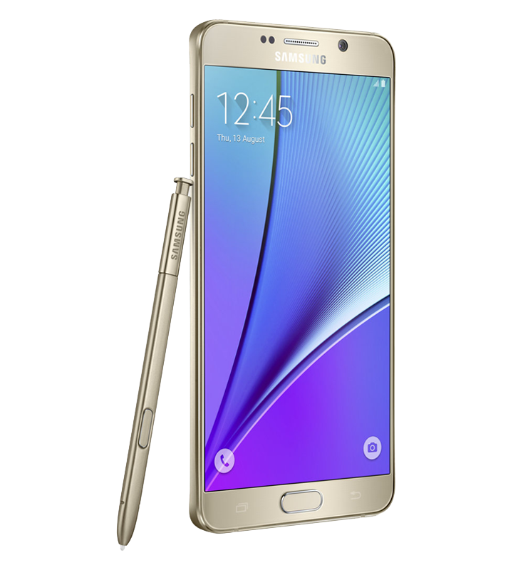 Samsung Galaxy Note5 DisplayQ