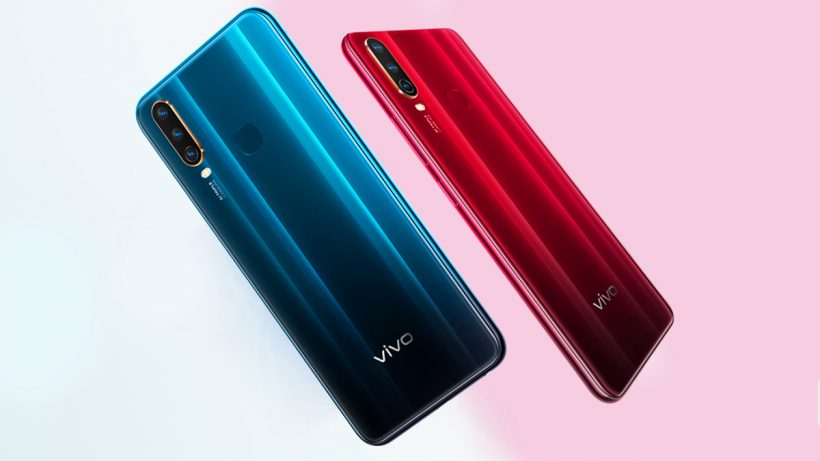Vivo Y3 New Variant