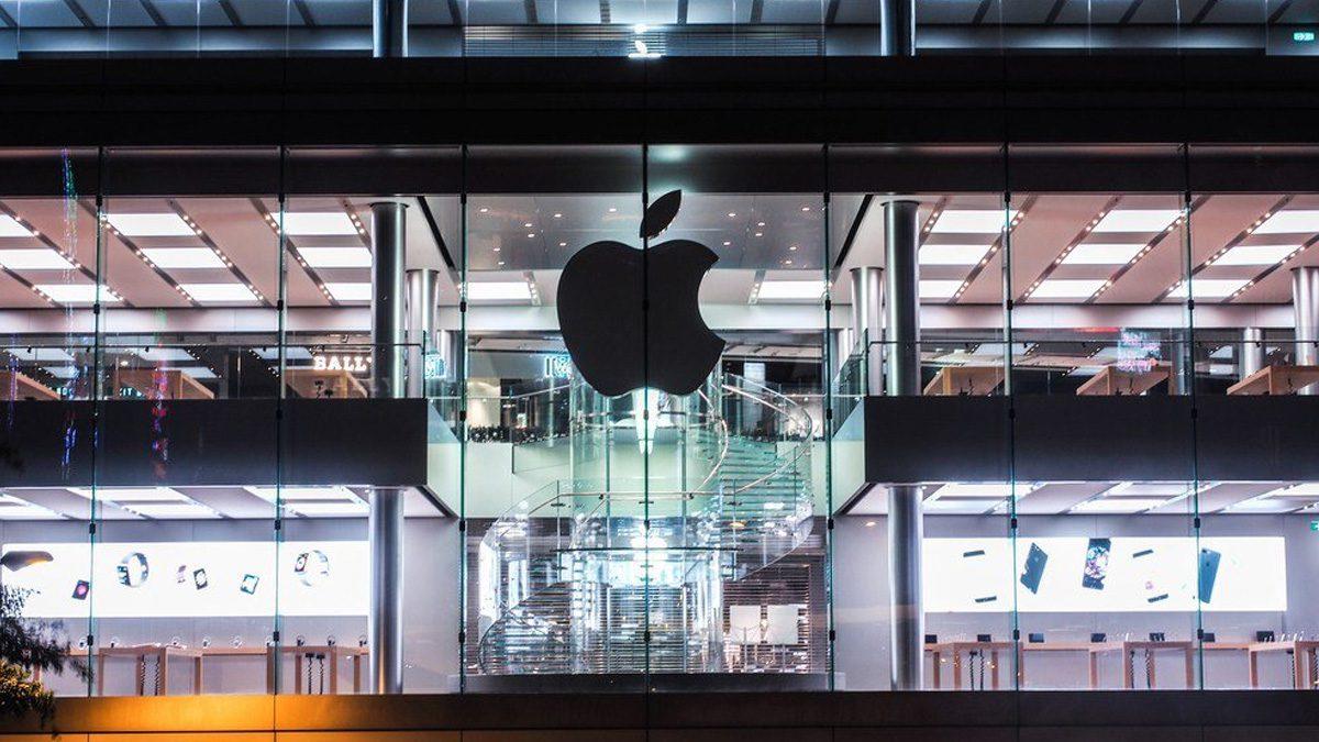 Apple Visualization of Virtual Objects