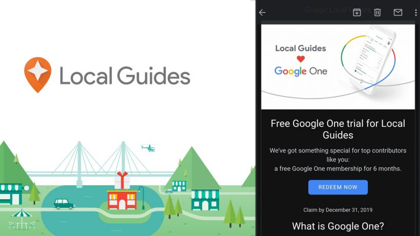 Google Local Guide Feature