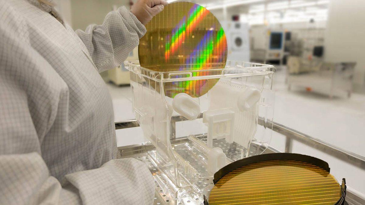 Intel FPGA Chip