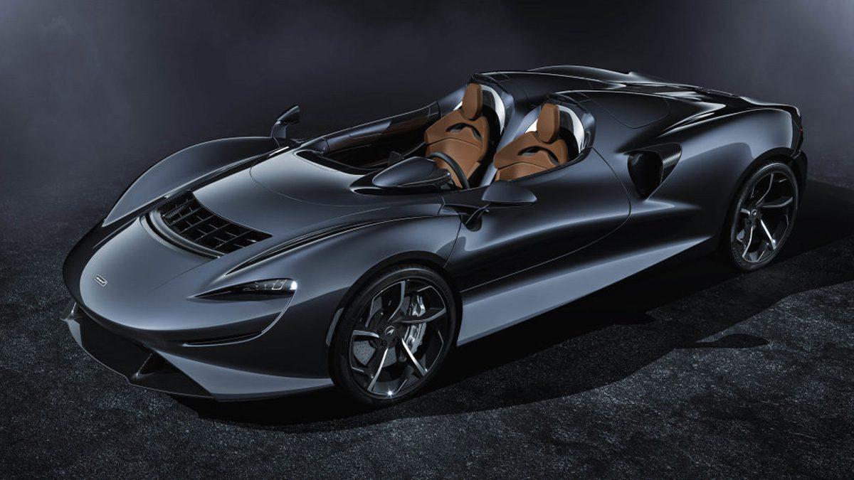 McLaren Elva Car