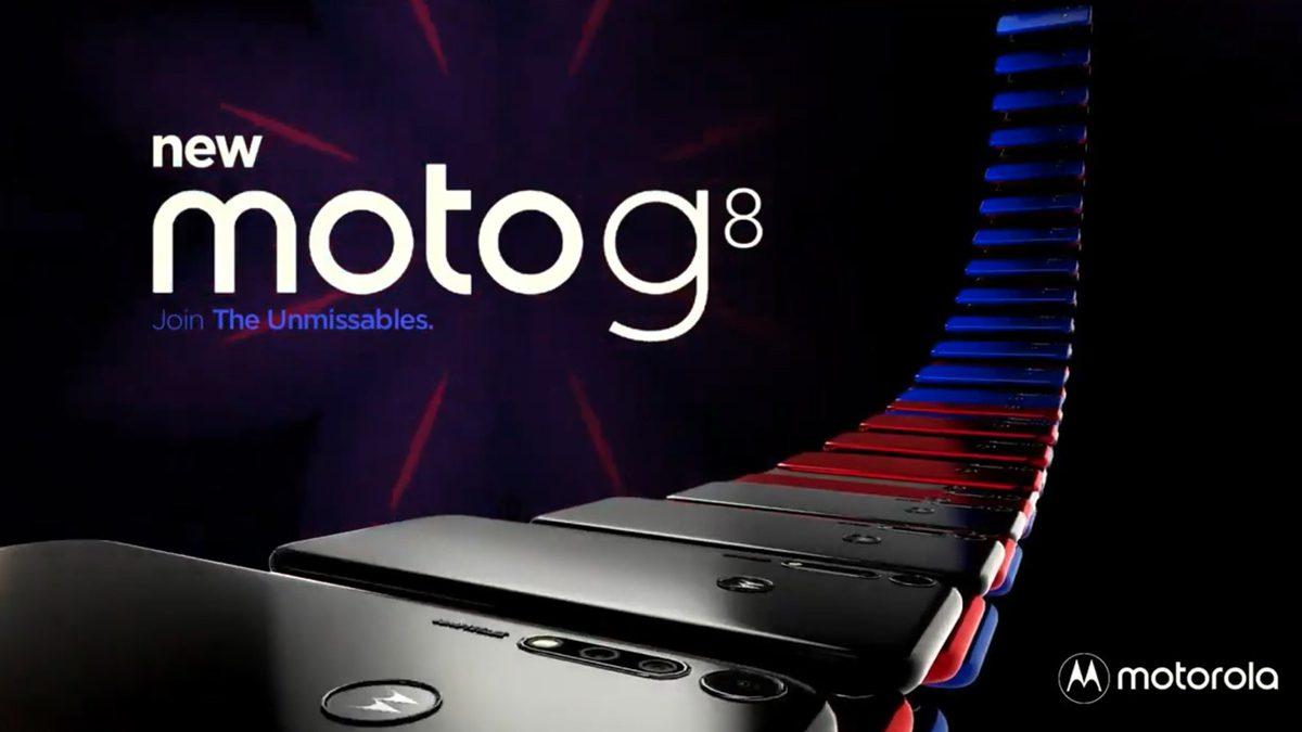 Moto G8 Leaked