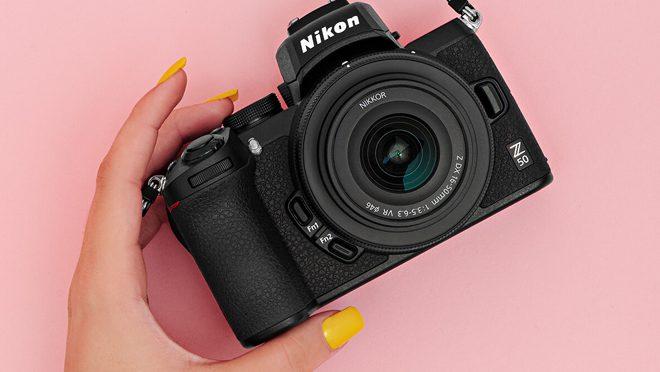 Nikon Z50 Digital Camera