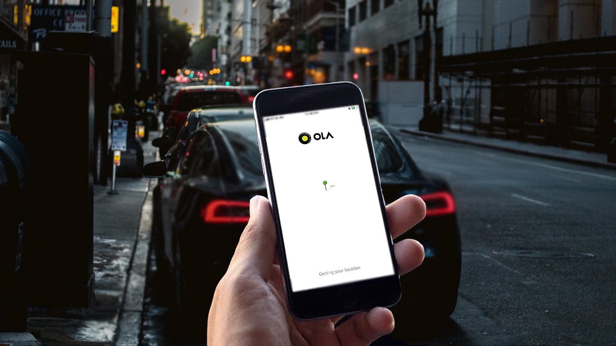 Ola Ride-Sharing Firm