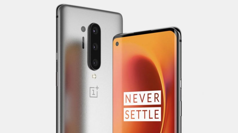 The new OnePlus 8 may come with a 120Hz refresh rate display