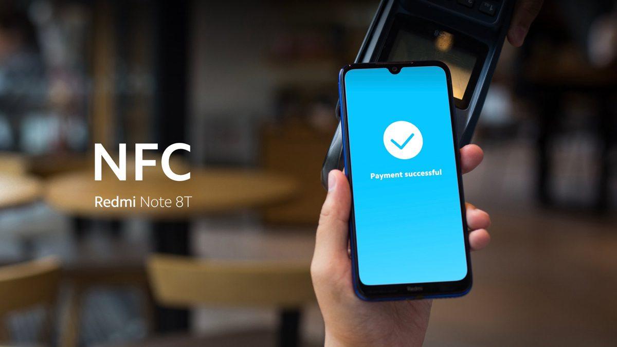 Redmi Note 8T Smartphone