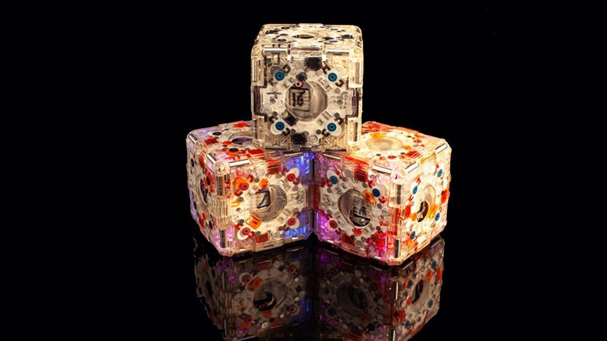 Robotic Cubes