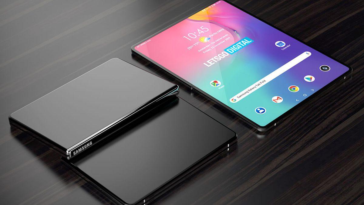 Samsung Galaxy Tab Fold Foldable Tablet
