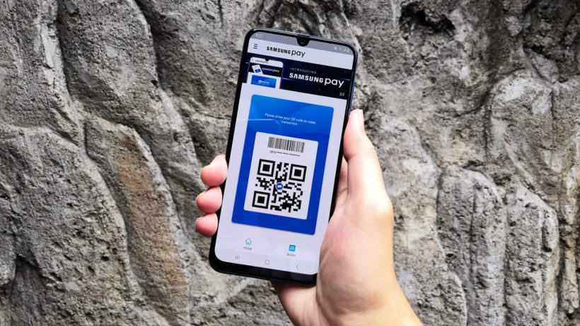 Samsung Pay Mobile Payment Offline