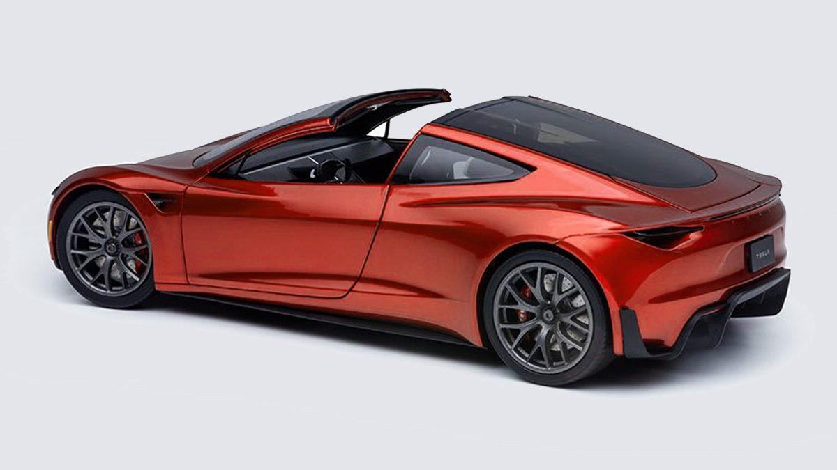 Tesla Roadster Gen 2