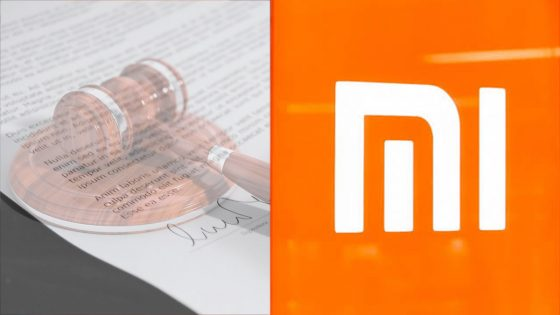 Xiaomi Patents For A Foldable Smartphone