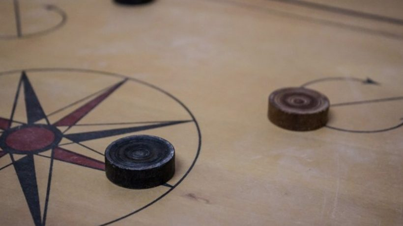 Carrom Game