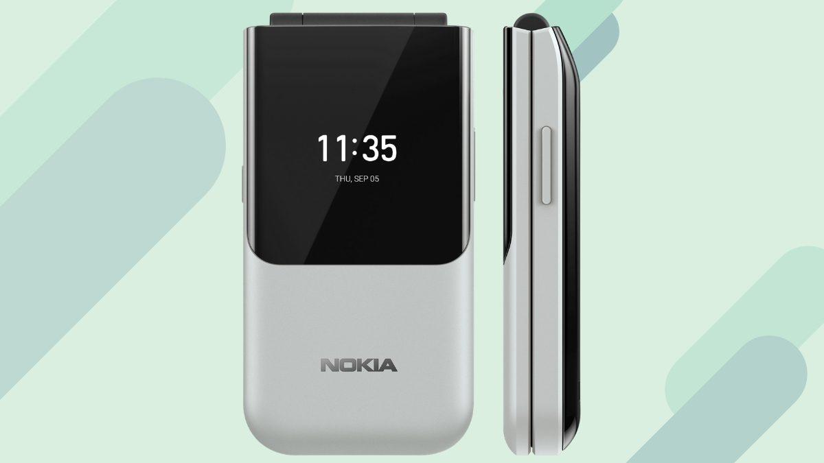 Nokia Clamshell 2720