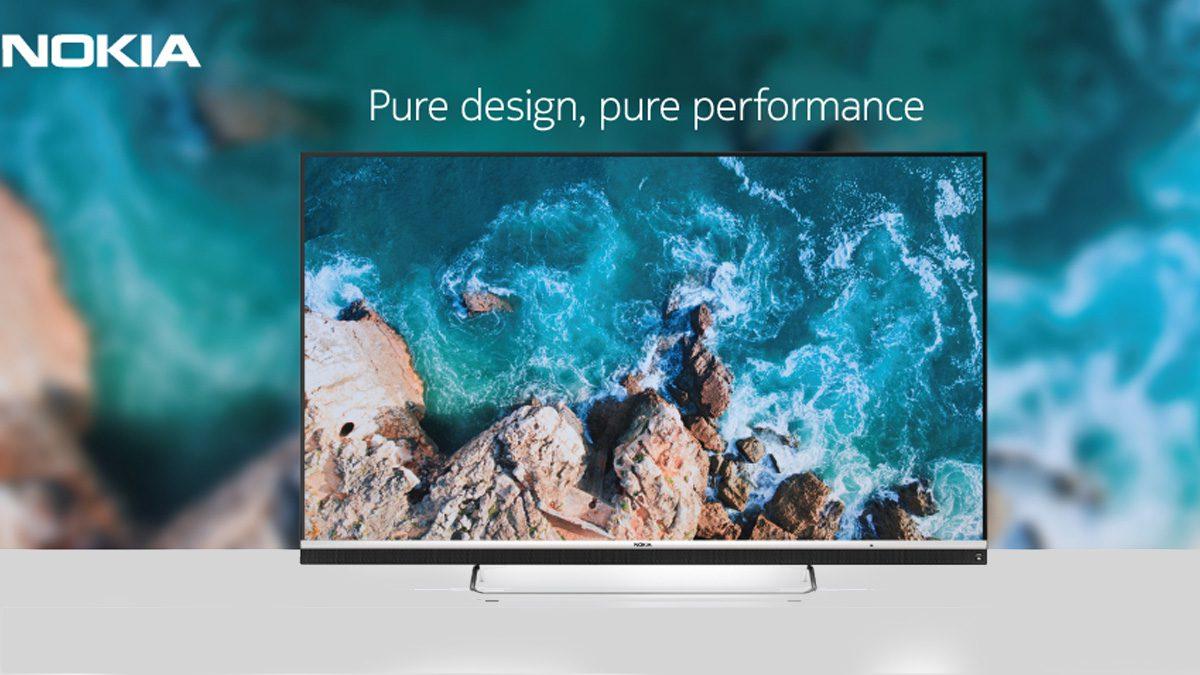 Nokia 4K Smart TV