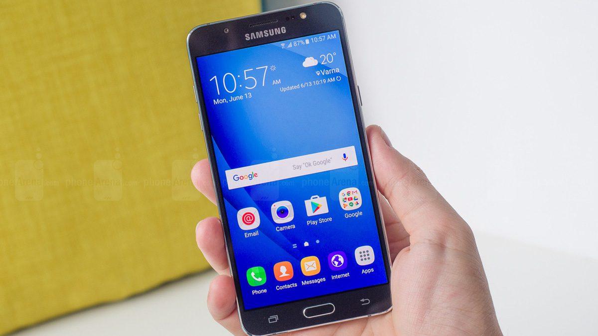 Samsung Galaxy J7 Root