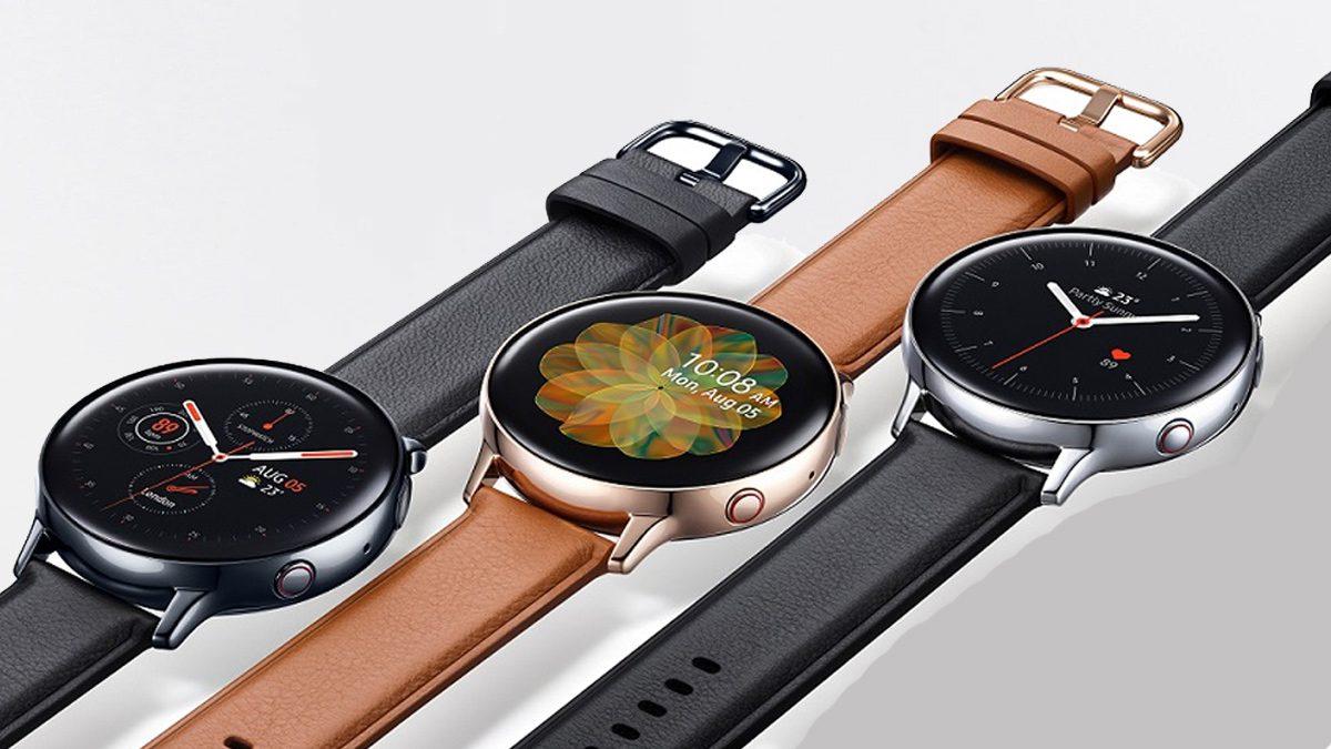Samsung Galaxy Watch Active 2 4G Smartwatch
