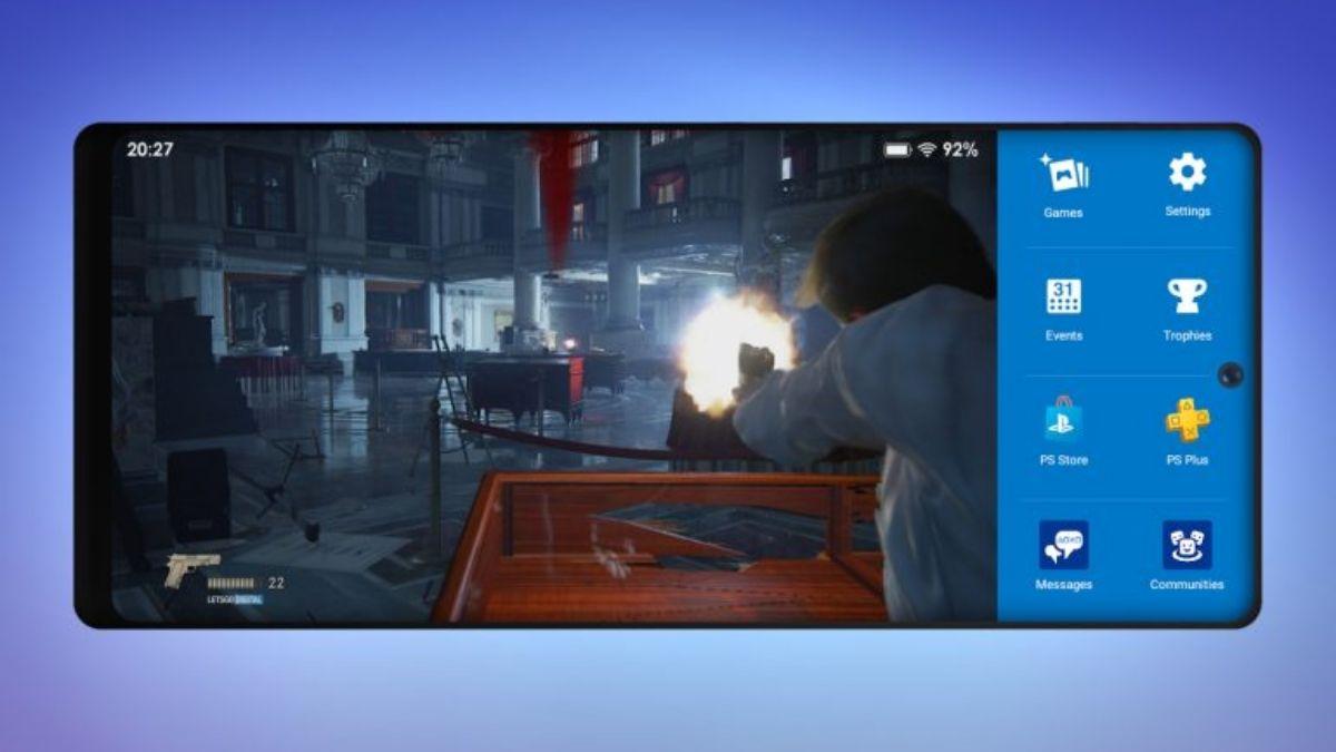 Sony Xperia 5 Punch Hole Camera
