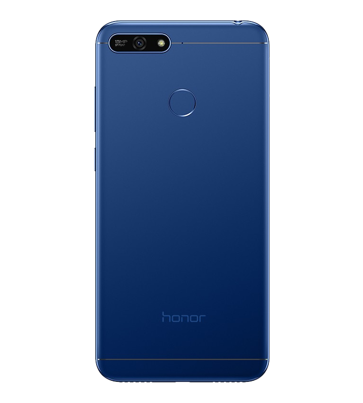 Honor 7A Back