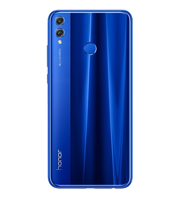 Honor 8X Back