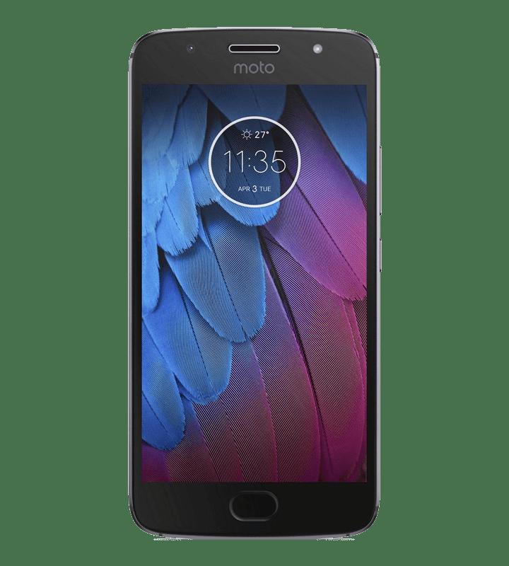 Motorola G5S Front