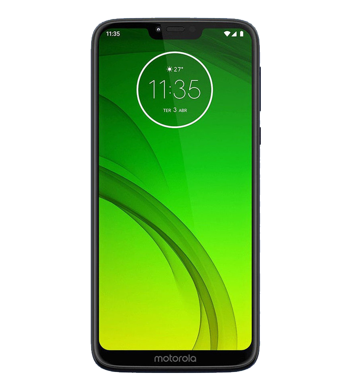 Motorola G7 Power Front