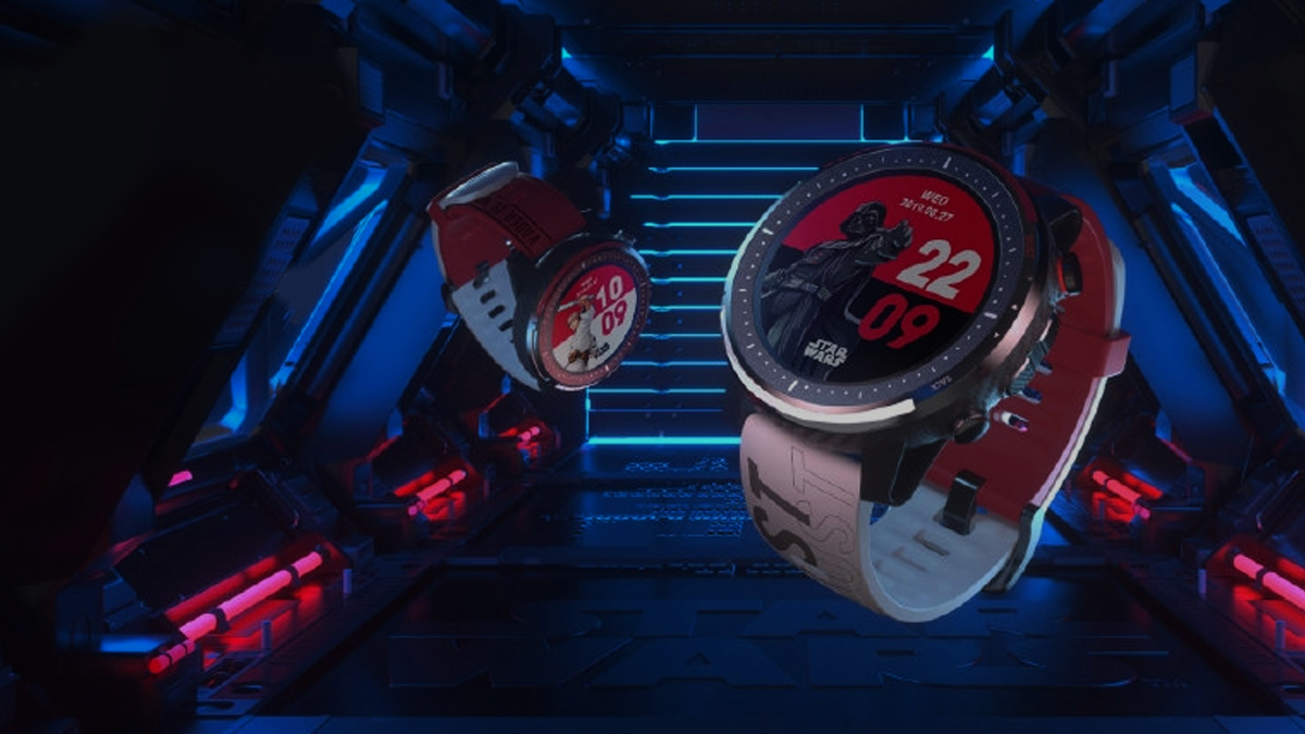 Xiaomi Amazfit Smart Sports Watch 3 Star Wars Edition