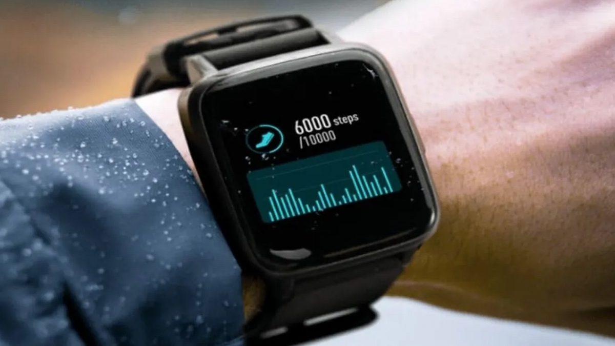 Xiaomi Haylou Smartwatch China