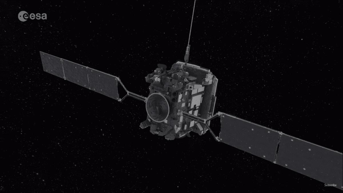 ESA Solar Orbiter Sun Mission