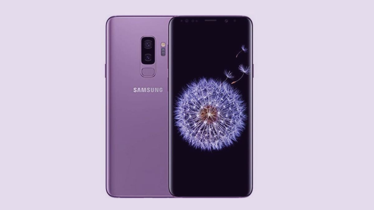 Galaxy S9 Plus Phone