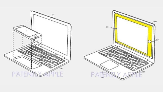 iPhone iPad as MacBook Trackpad Keyboard