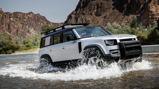 Jaguar Land Rover Pivi